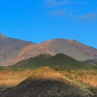 вершина вулкана Тейде :: Алексей Дубровин