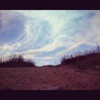дорога и небо :: Svetlanka Saar