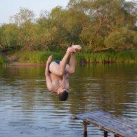 В прыжке :: Наталья Соловей