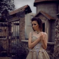 Ghost town :: Катя Гульмен