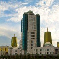 Астана :: Андрей Зарубин