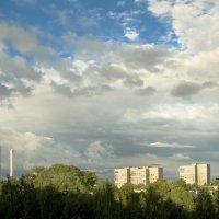 Вечернее небо :: Виталий