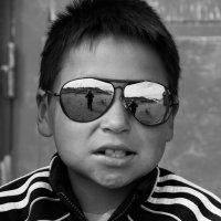 Первый парень на деревне. Гренландия :: Олег Неугодников