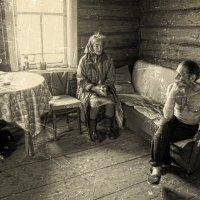 Разговор в стиле Country :: Сергей Марочкин
