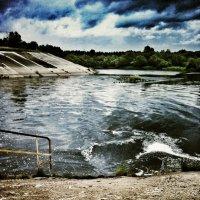 Водохранилище :: Dasha Sevostyanova