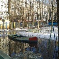 весна в детском саду :: Светлана Боброва