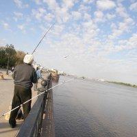 рыбаки :: Светлана Боброва