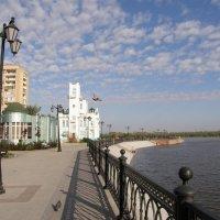 набережная г. Астрахань :: Светлана Боброва