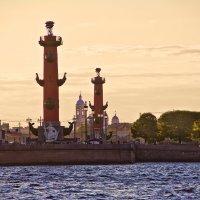 Ростральные колонны :: Валентин Яруллин