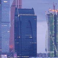 И это тоже Москва ( Москва-сити) :: Татьяна Буркина