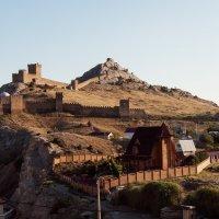 Генуэзская крепость :: Виктор Одинцов
