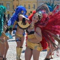 Ах, карнавал! :: Ольга