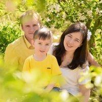Счастливая семья :: Светлана Петрунина