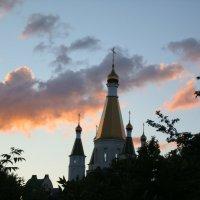 Церковь Сергия Радонежского :: марина ковшова