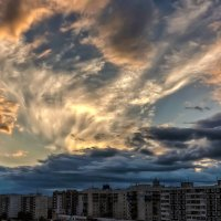 Небесная палитра. :: Виктор Иванович
