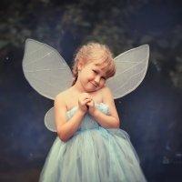 Маленькая фея :: Анна Локост