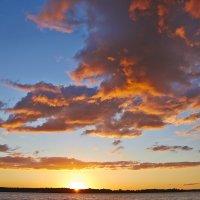 вечернее небо :: Седа Ковтун