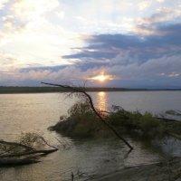 Всход солнца :: Elena Sartakova