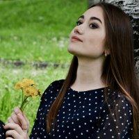 Настя :: Юлия Красноперова