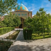 Армения. Ереван. Голубая мечеть :: Борис Гольдберг