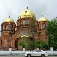 Петропавловский храм :: Милешкин Владимир Алексеевич