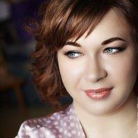 портрет невесты :: Анна Бушуева