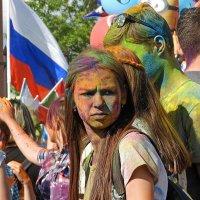 Фестиваль красок :: Андрей + Ирина Степановы