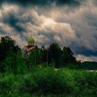 Церковь Георгия Победоносца в Кузнечном :: Таня Бакулина
