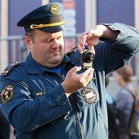 настоящий мужчина и фотоаппарат :: Олег Лукьянов