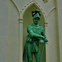 Скульптура Средневековый рыцарь... :: Sergey Gordoff