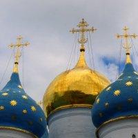 купола. :: Пётр Беркун