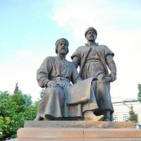 Памятник строителям Казанского кремля :: Надежда