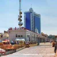 Летний день на одесских причалах... :: Вахтанг Хантадзе