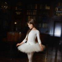 маленькая балерина :: Ярослава Бакуняева