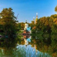Очарование вечерней Цны :: Валерий Горбунов