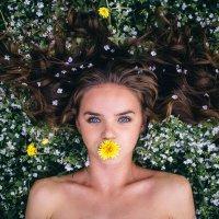 Девочка весна :: Кирилл Гудков