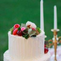 Свадебный торт :: Ольга Диденкова