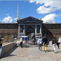 Невские ворота :: Вера