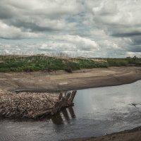 Обмеление реки. :: Evgenija Enot