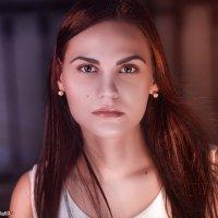 Прекрасная Евгения :: Александр Дробков