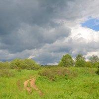 Небо хмурится :: Михаил Новожилов