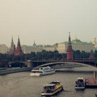 Москва-река :: Андрей
