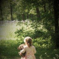 Девочка из сказки :: Мария Шевалдина