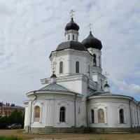 Церковь Знамения, построена в 1810 году. :: Милешкин Владимир Алексеевич