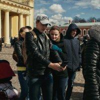 Петропавловская крепость :: Наталия Тугаринова