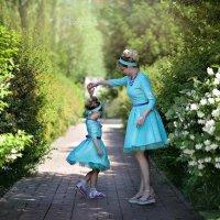 Мама и дочь :: Виктория Ломтева