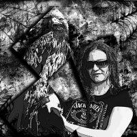 девушка с птицей :: Юлия Денискина