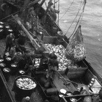На промысле в Северном море.1970 год :: Иволий Щёголев
