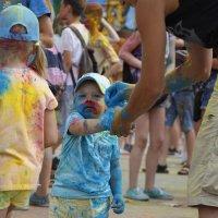 прививание устойчивости к краске :: Евгений Вяткин
