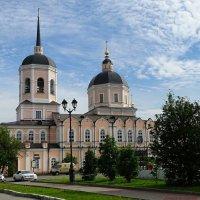 Богоявленский собор :: Милешкин Владимир Алексеевич